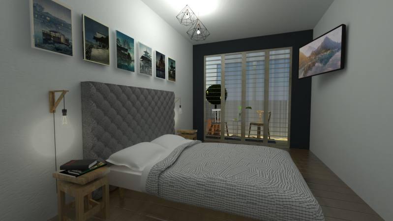 vivienda valdo dormitorio