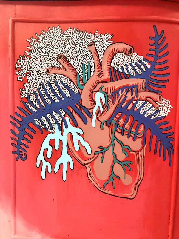 decoración mueble heart vs brain
