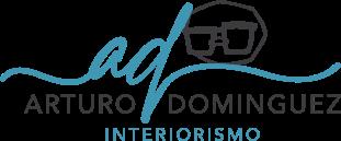 Logo Arturo Domínguez Interiorismo