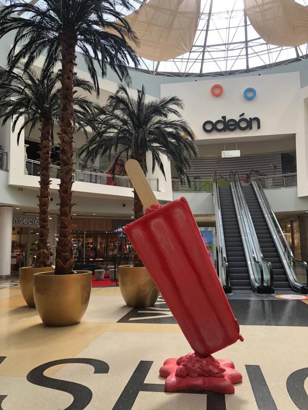 Centro Comercial Odeón